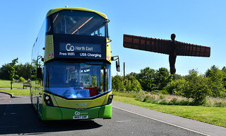 Go North East: 6322 / NK67GNF