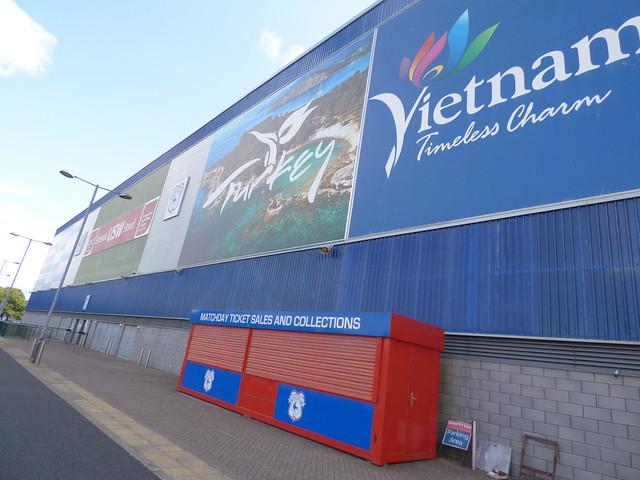 Cardiff City Stadium Cardiff Aug 2019 E