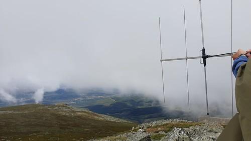 DX VHF TEST