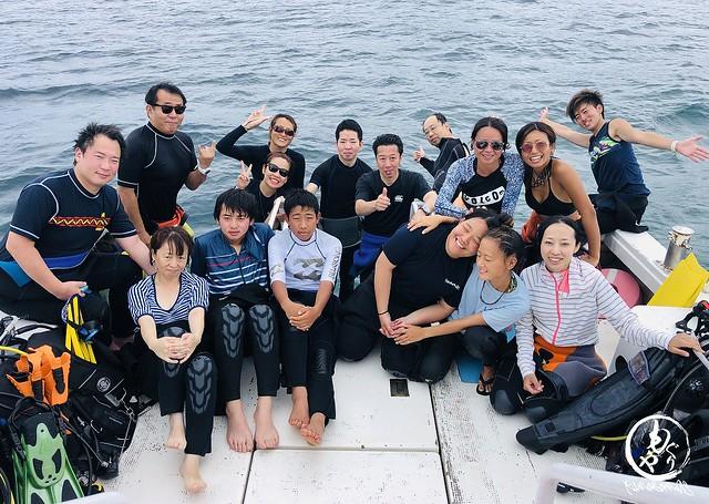 本日の集合写真♪ 2019/08/16