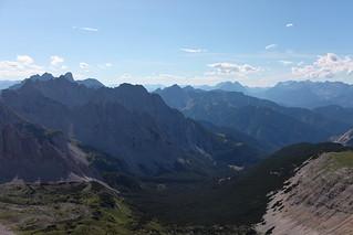 alpine afternoon