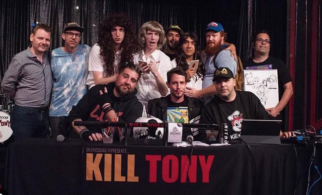 KILL TONY #386