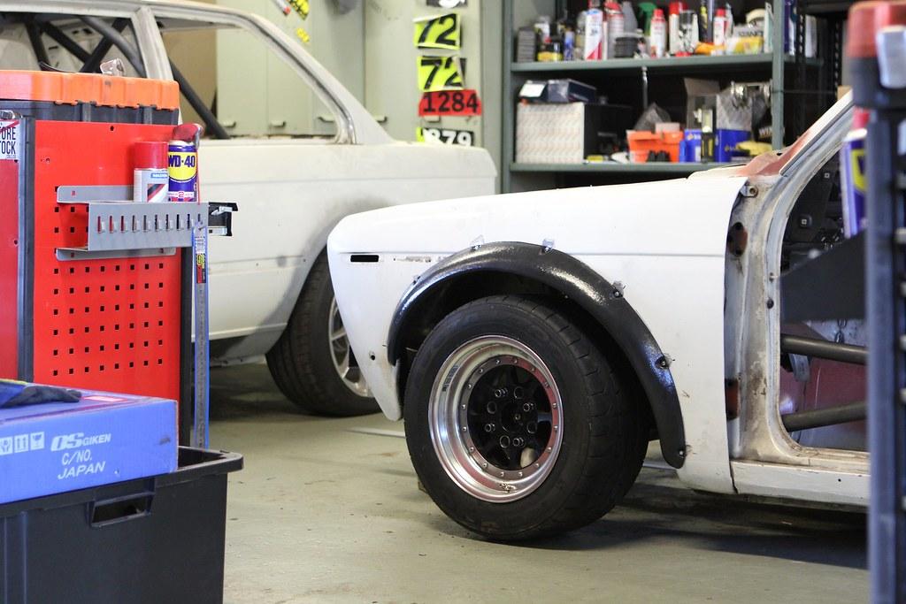Japrnoo: Datsun 510 & EX Audi S3 48549771751_56cd3f9368_b