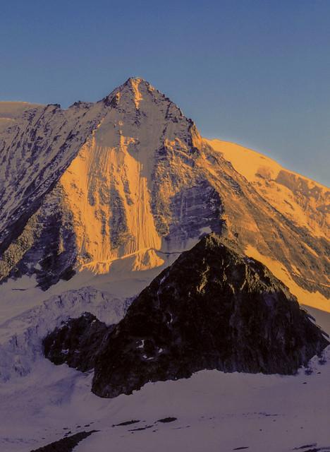 Mont Blanc de Cheilon (agosto 1980)