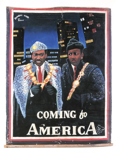 Coming to America by Sowwy, 1990