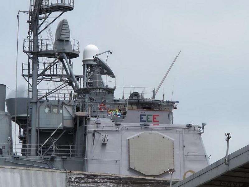 USS Bunker Hill CG-52 9