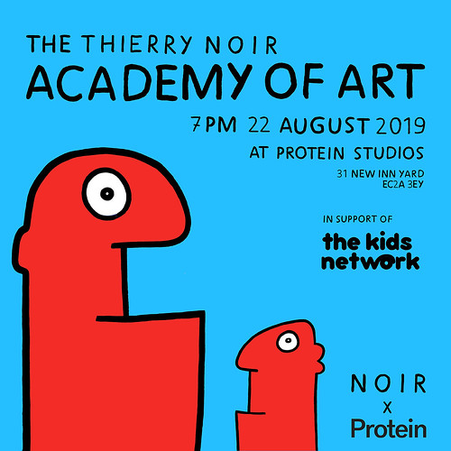 The Thierry Noir Academy of Art