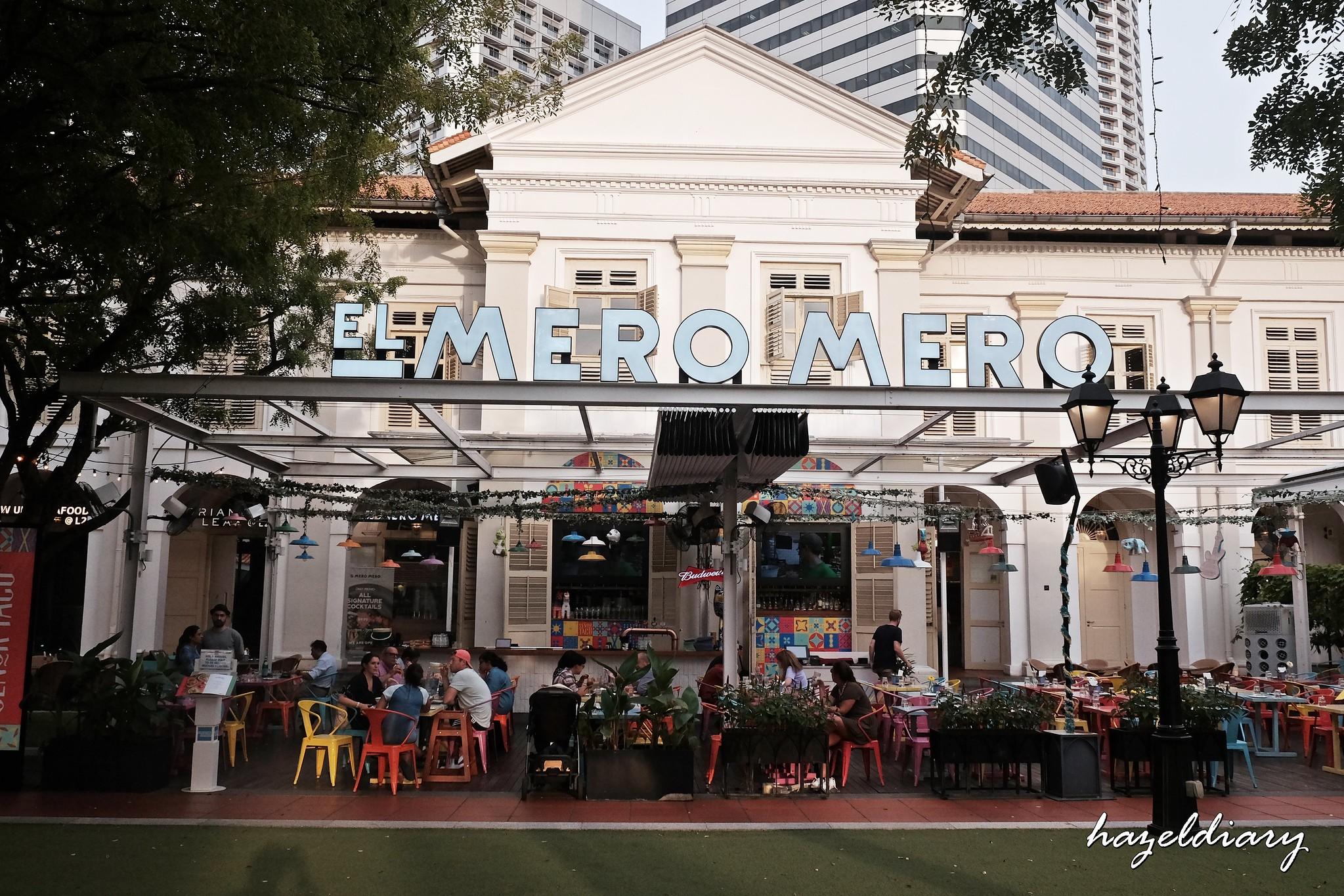 [SG EATS] El-Mero Mero | Cocina Mexicana   – Mexican Restaurant At Chijmes