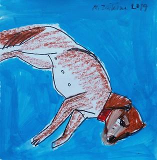 Maria Zaikina, Maria the dog