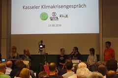 Hitzige Diskussionen auf dem Podium