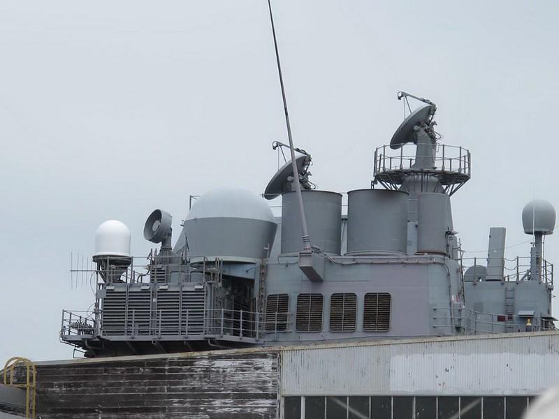 USS Bunker Hill CG-52 5