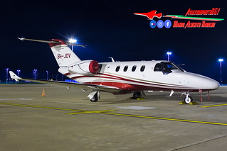 Cessna 525 CitationJet M2 9H-JDV