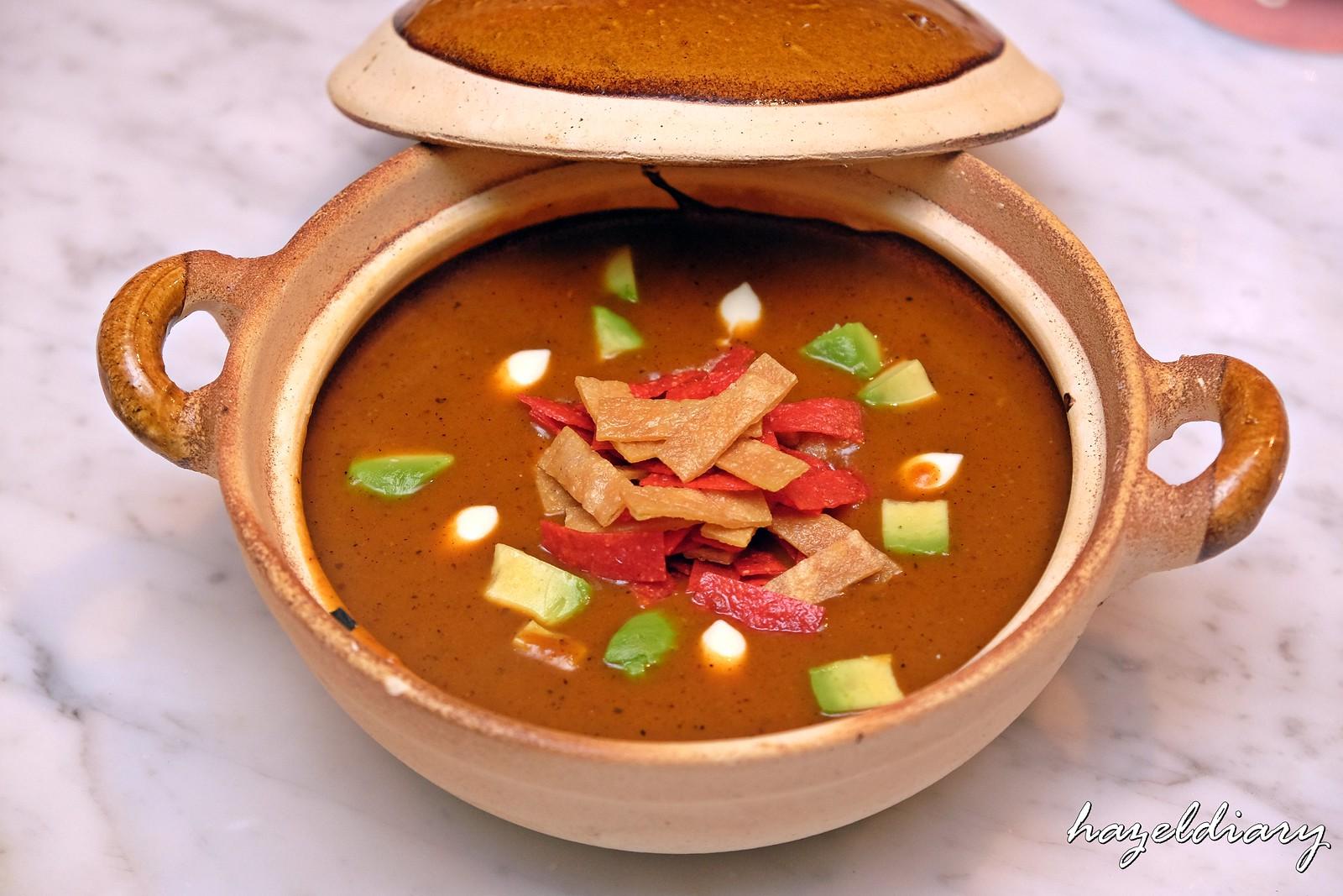 El Mero Mero Chijmes-Tortilla Soup