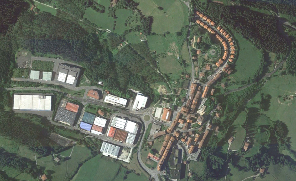 elgeta, gipuzkoa, el getafe, después, urbanismo, planeamiento, urbano, desastre, urbanístico, construcción, rotondas, carretera