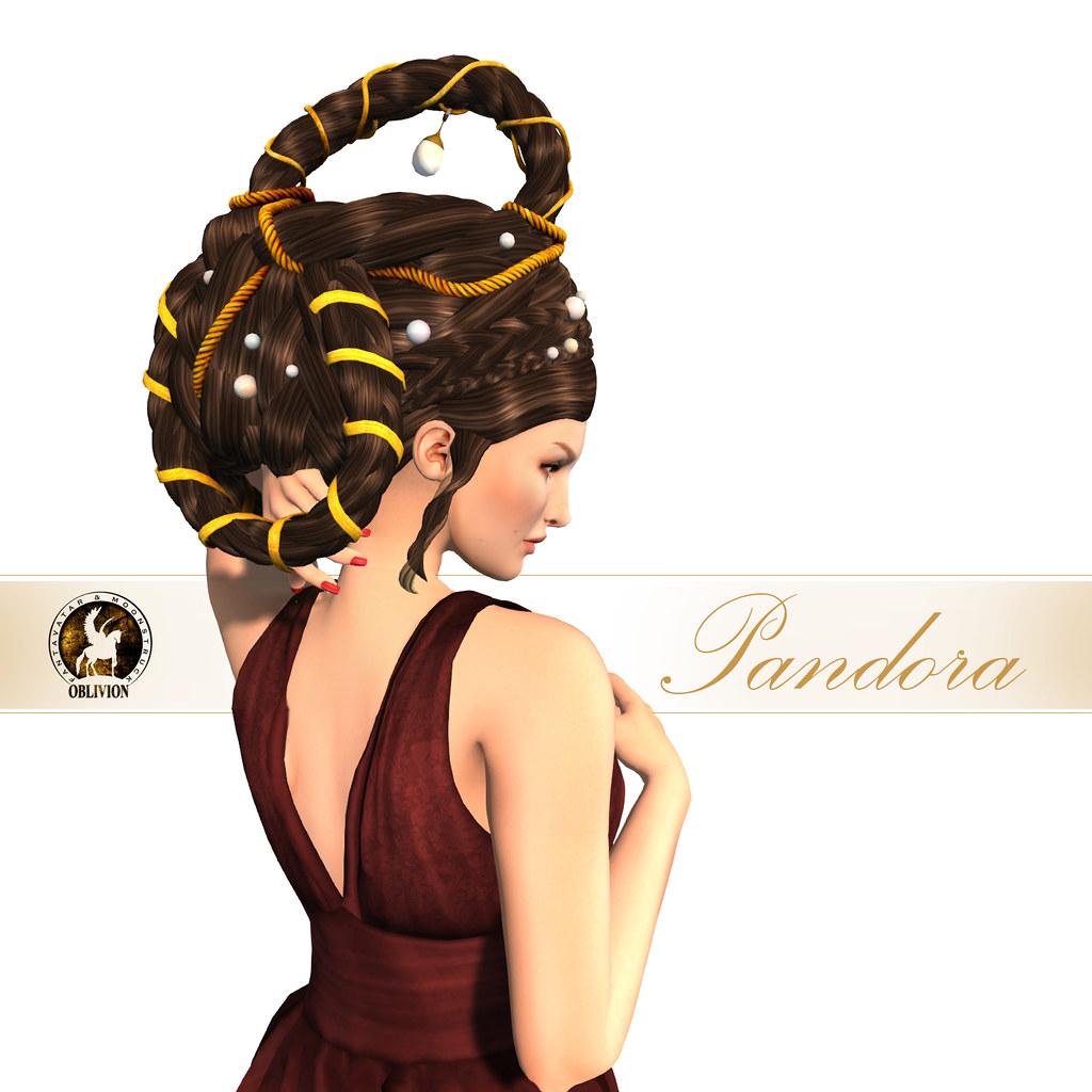 F&M Oblivion * Pandora @ Hair Fair 2019