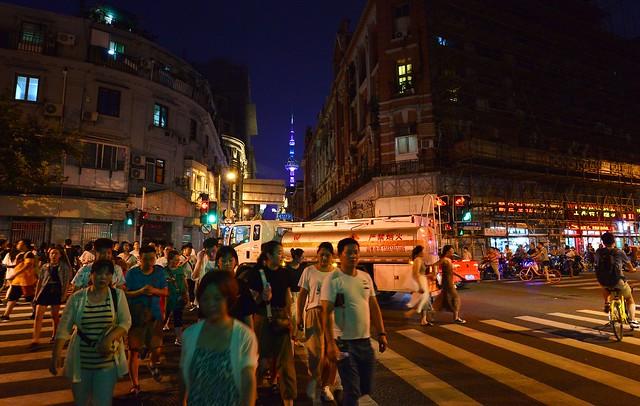 Shanghai - Beijing Road
