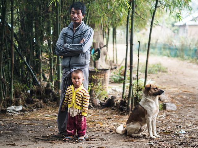 Three, Inle Sea - Myanmar