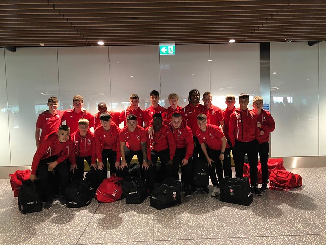Cheltenham Town U18s | Holland Trip 2019