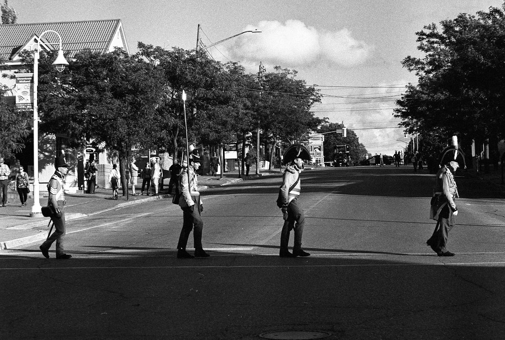 FRB No. 48 - Derev Pan 400 - Roll No. 3 (Rodinal)
