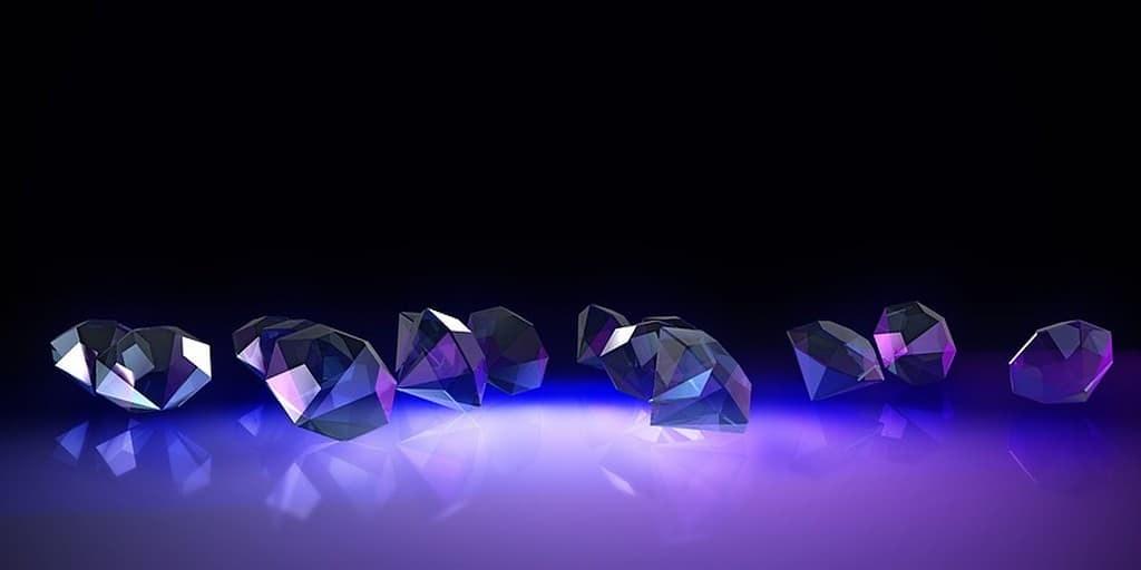 Des diamants contiennent des traces de la Terre primitive