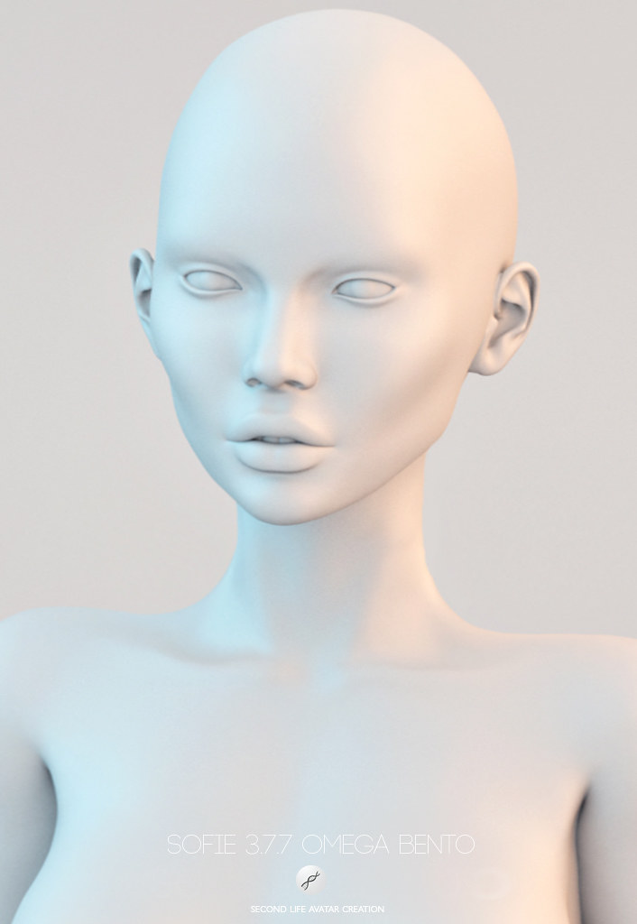 Mesh Head Sofie Full Omega x UPDATE