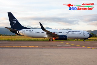 Blue Panorama Airlines Boeing 737-89L(WL) 9H-GFP