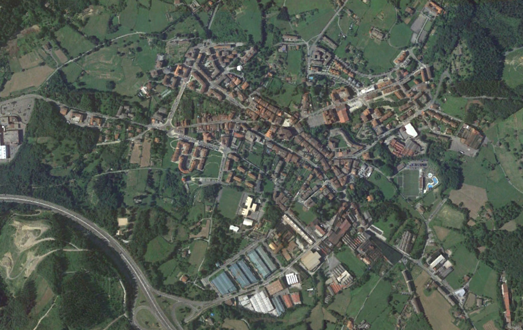elorrio, vizcaya, el hórreo, después, urbanismo, planeamiento, urbano, desastre, urbanístico, construcción, rotondas, carretera