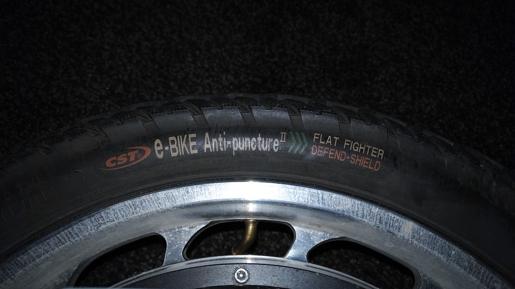 KS-18L Tyre