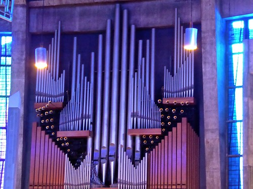 Liverpool - Metropolitan Cathedral of Christ the King (RC)