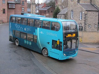 Arriva North East 7521 / NK09 FVR.