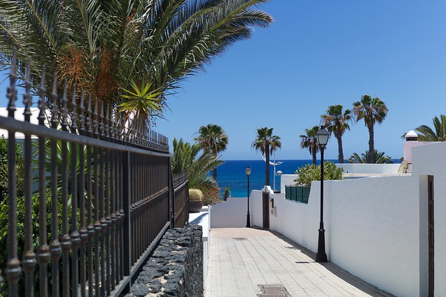Playa Honda Fence