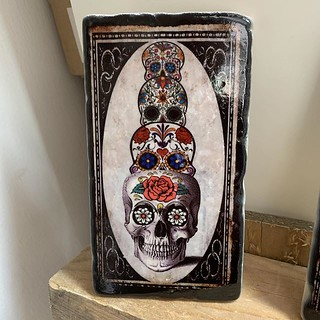 #Skullseries #mexicanart #henribanks #henribankscreativegifts