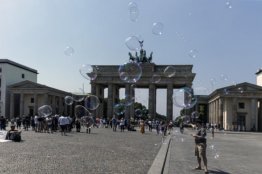 Seifenblasen Berlin