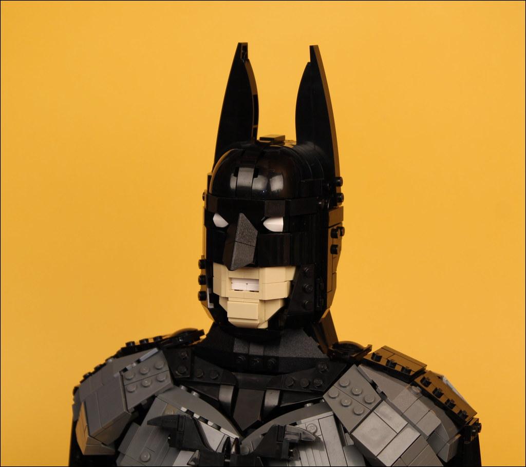 Super heroes moc 28045 dark knight by timofey_tkachev mocbrickland