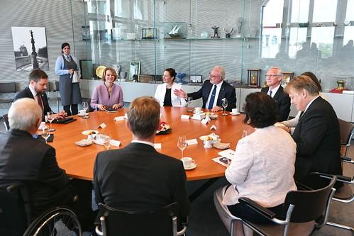 Valsts prezidenta Egila Levita vizīte Vācijā