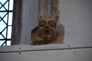 devil in the clerestory