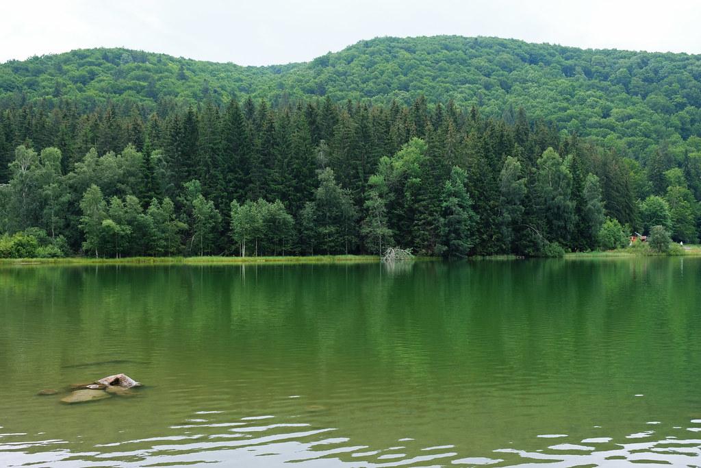 Sfanta Ana Lake, Székely Land, Transylvania