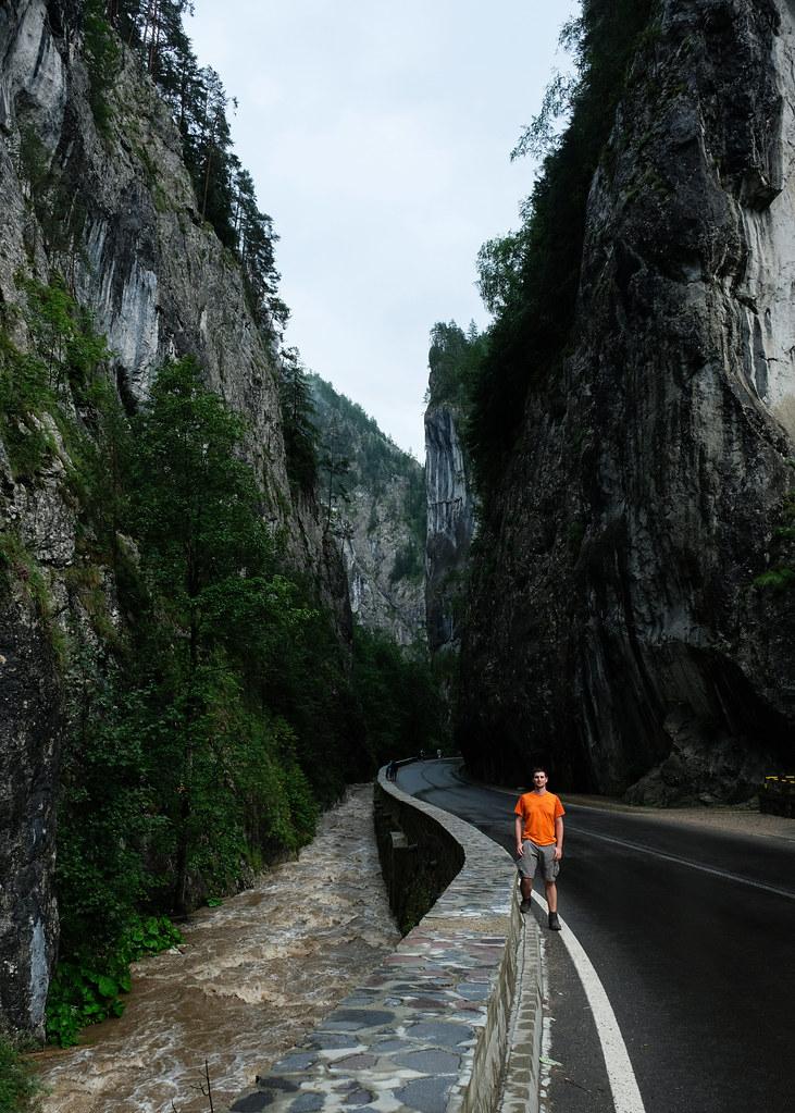 Bicaz Gorge, Székely Land, Transylvania