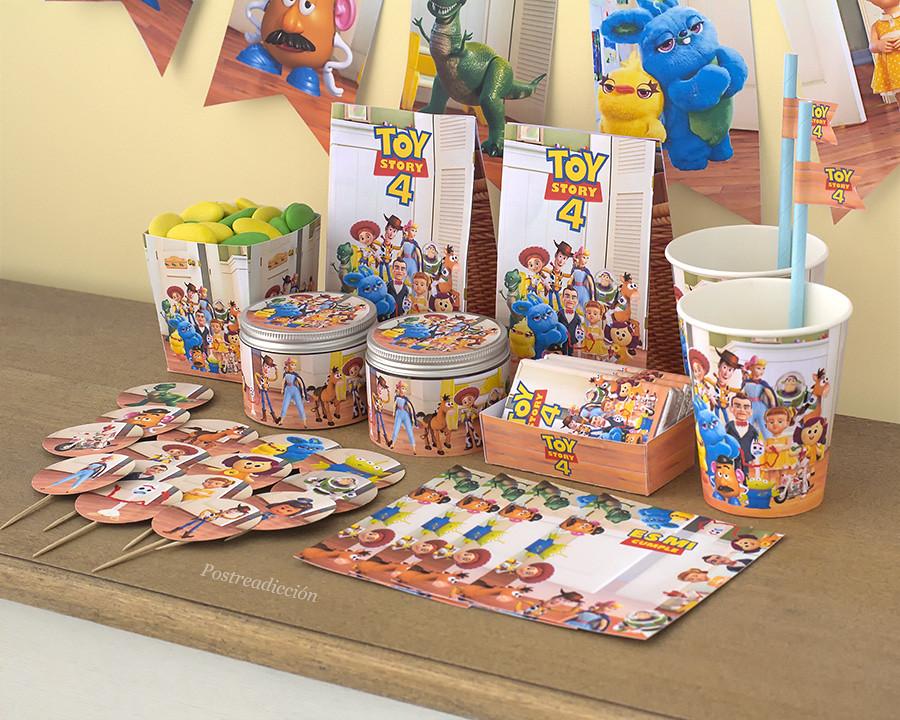 Toy Story fiesta