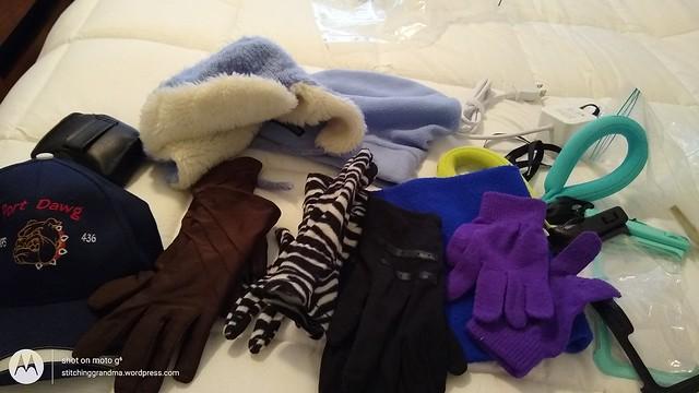 ALASKA packing