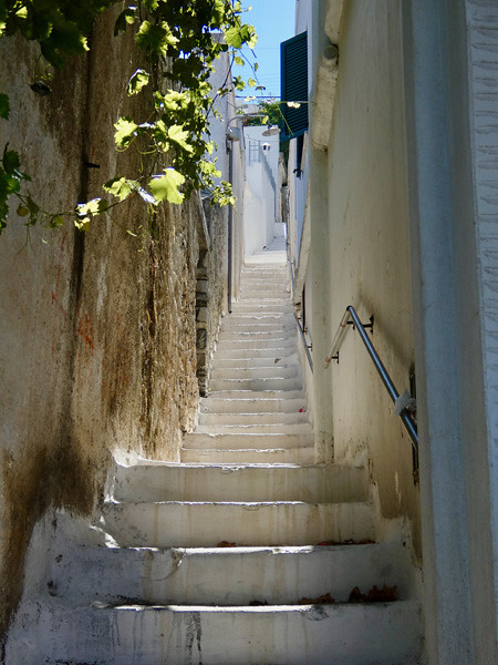 long escalier halki