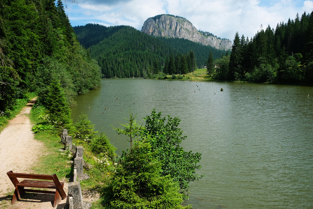 Red Lake, Bicaz Gorge-Hășmaș National Park