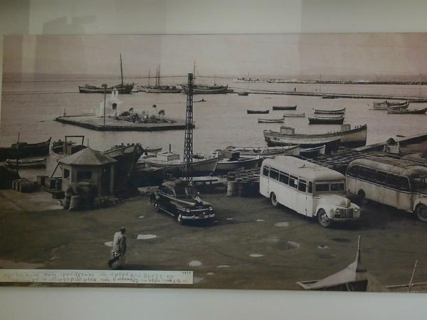 le port en 1957