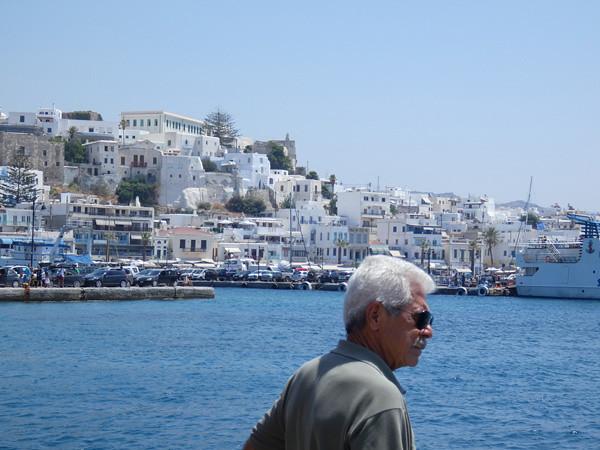 le Grec et la mer