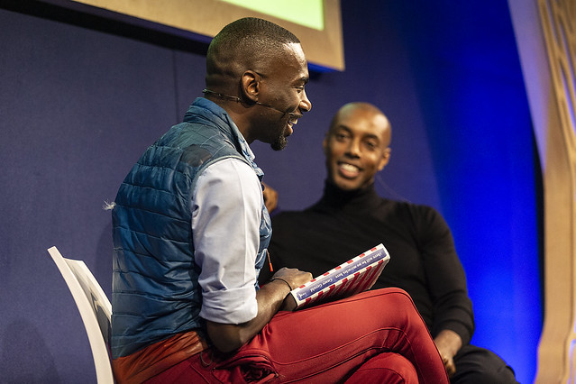 DeRay Mckesson & Casey Gerald