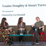 Louise Doughty, Lee Randall & Stuart Turton | © Suzanne Heffron