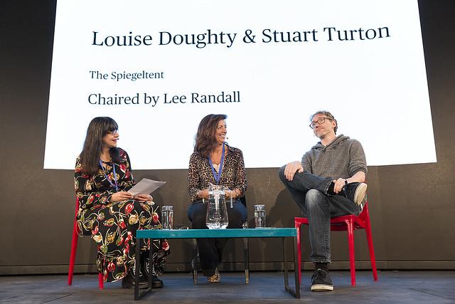Louise Doughty, Lee Randall & Stuart Turton