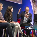 Tim Winton, Laura Watts, Josh Haner & Meaghan Looram | © Suzanne Heffron