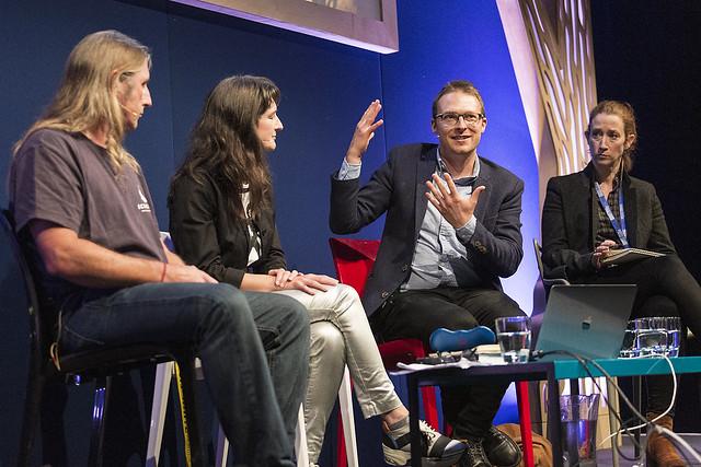 Tim Winton, Laura Watts, Josh Haner & Meaghan Looram