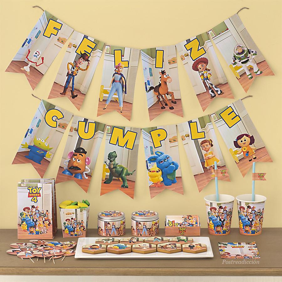 toy story imprimible gratis